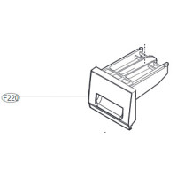 Дозатор стиральной машинки LG