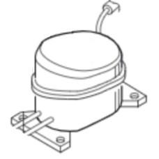 Компрессор холодильника LG 2521C-0371A MC98NAEM
