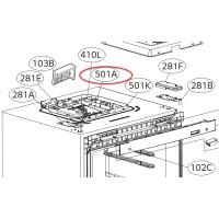 Плата управления холодильника LG GA-B419SMQL
